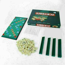 Family Original Scrabble Game Kid Adult Educational Learning