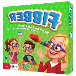 Fibber Board Game Family Kids Fun Night Spin Master Games NE
