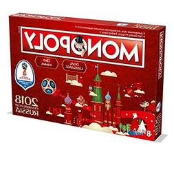 FIFA World Cup Russia 2018 Monopoly