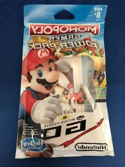 Fire Mario Monopoly Gamer Power Pack Collector's Edition Has