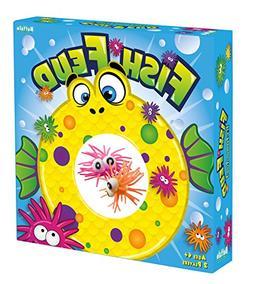 Buffalo Games Fish Feud- The Fast-Paced Fish Feeding Childre