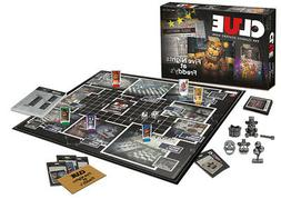 USAopoly Five Nights At Freddy's Clue Game