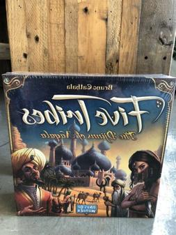 five tribes - days of wonder - board game - brand new
