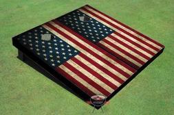 American Flag Custom Cornhole Boards