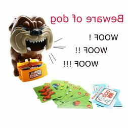 Tonor Flake Out Bad Dog Bones Cards Tricky Toy Games for Chi
