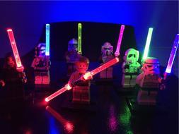 <font><b>Lego</b></font> Laser Sword Weapon LED DIY <font><b