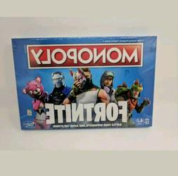 Fortnite Monopoly Board Game Limited Edition NEW - Fornite M