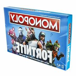 Fortnite Monopoly Edition Board Games for Kids Teens Hasbro