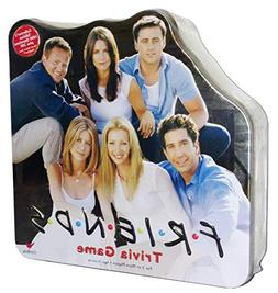 Friends Trivia Game; In A Collectible Yellow Tin