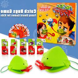 Funny Take Card-Eat Pest Catch Bugs Game Desktop Board Play