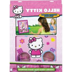 Amscan Hello Kitty Bean Bag Toss Game Wooden Board Activity
