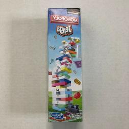 Game Mashups Monopoly Jenga Game Sealed Pieces With Box Dama