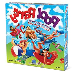 Blue Orange Games Pool Party Family Action Game