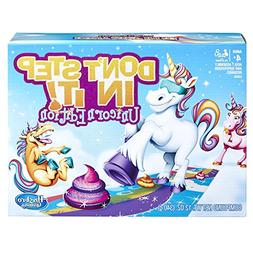 Hasbro Gaming Don't Step In It Game, Unicorn Edition
