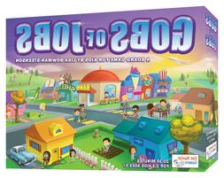 Gobs of Jobs Board Game for Kids! New by Gut Bustin' Games