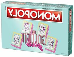 Monopoly The Golden Girls Board Game | Golden Girls TV Show