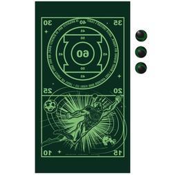 Green Lantern Velcro Party Game