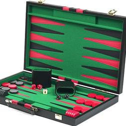 Bello Games New York, Inc. Greenwich Avenue Backgammon Set 1