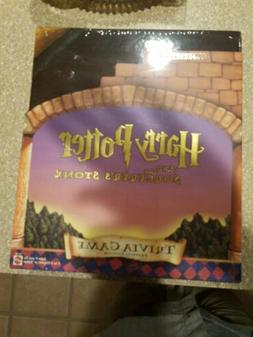 HARRY POTTER AND THE SORCERER'S STONE TRIVIA GAME NEW & SEAL