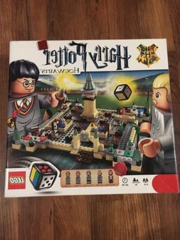 Lego Harry Potter Hogwarts 3862 Board Game With Extra Figure