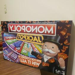 Hasbro Gaming Monopoly Jackpot Board Game
