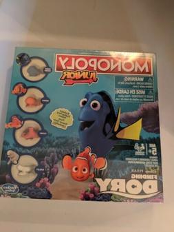 Hasbro Disney Pixar Monopoly Junior Finding Dory Edition, Bi