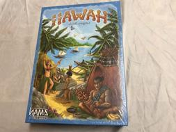 Hawaii Board Game NEW! FACTORY SEALED!! Z Man Games RARE!