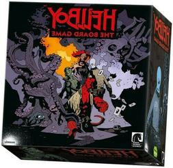 Hellboy The Board Game Collector's Edition - includes Kickst