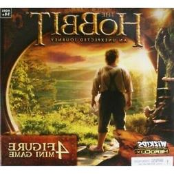 Hobbit Mini-Game - Unexpected Journey Heroclix - with 4 Movi