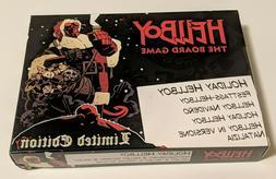 Holiday Hellboy - Hellboy The Board Game - Limited Edition -