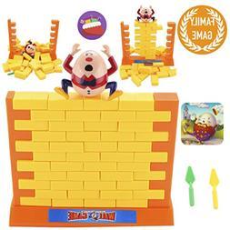 Humpty Dumpty's Wall Game, based on the Humpty Dumpty nurser