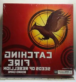 The Hunger Games Catching Fire Seeds of Rebellion Grown-Up T