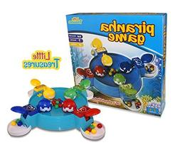 Little Treasures Hungry Piranha Game, Feed the Hungry Piranh