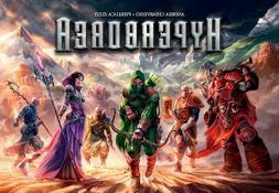 Hyperborea board game NIB fantasy kingdom strategy