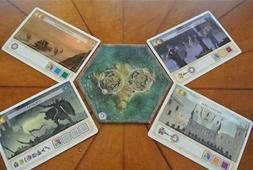 HYPERBOREA Expansion Promo Preorder Bonus Cards Board Game A