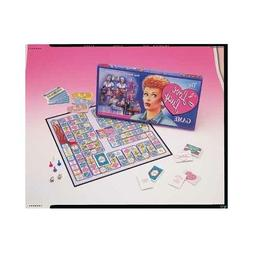 I Love Lucy Board Game