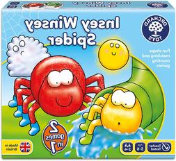 Orchard Toys Insey Winsey Spider Baby/Toddler/Child Board Ga