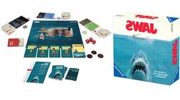 JAWS BOARD GAME RAVENSBURGER IN HAND FREE SHIPPING ASAP NEW