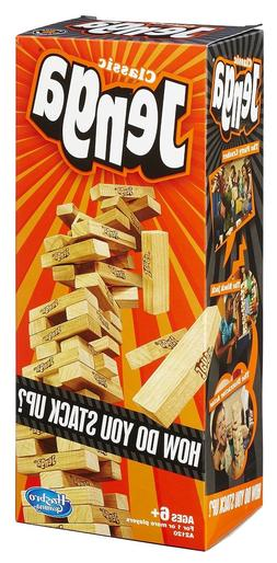 Jenga Classic Game Toys & Hobbies, Board & Traditional Games