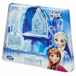 New JENGA Disney FROZEN Edition Game Elsa Anna Castle Balcon
