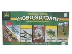 Masterpieces Puzzle Co John Deere Tractor-Opoly Game