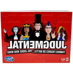 Hasbro Judgemental Board Game, Ages 16 and up