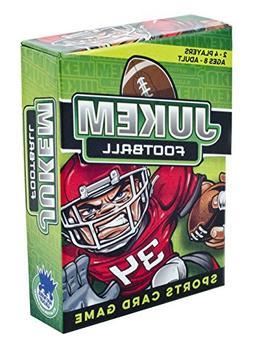 Jukem Football Card Game