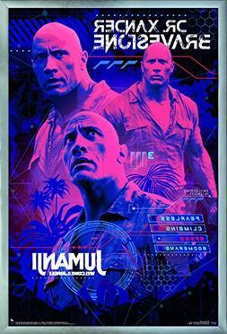 """Trends International Jumanji-Smoulder Wall Poster, 24.25"""" X"""