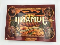 Jumanji The Game 2017 Spin Master Complete Board Game