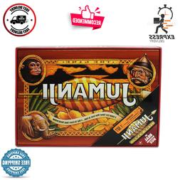 Jumanji The Game in Real High Quality Wooden Box Toys Puzzle