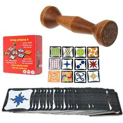 Jungle Speed Card Game for Party Family Kids Fun Gripping Ca