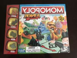 Monopoly Junior Board Game Kids Board Game Family Fun Hasbro