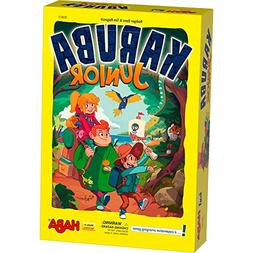 HABA Karuba Junior - A Cooperative Arranging Game for Ages 4