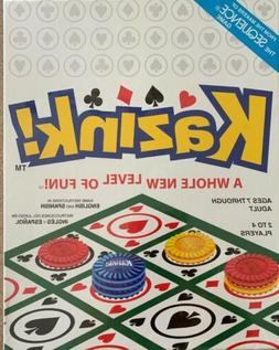 Kazink! Board Game Jax Ltd. 2004 - New - Sealed